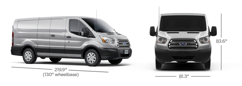 2015 Transit Specifications