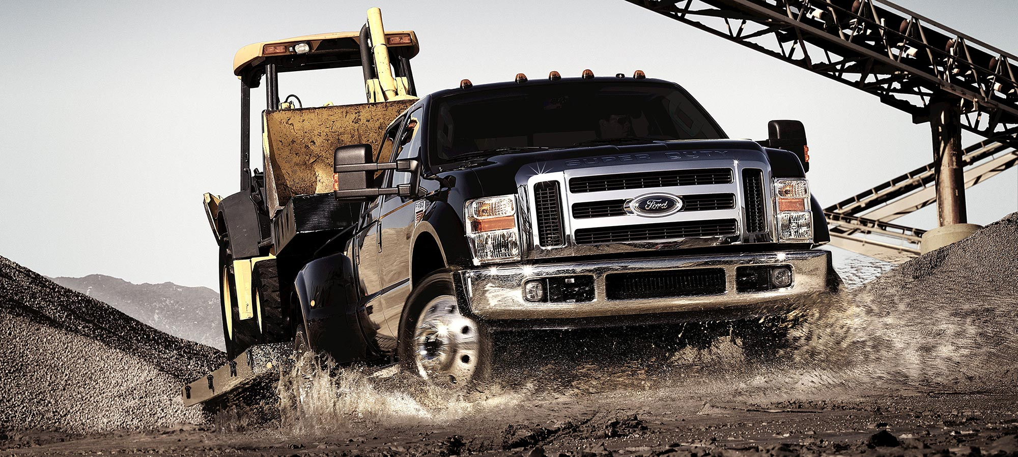 Ford Superduty Truck 2017 Model