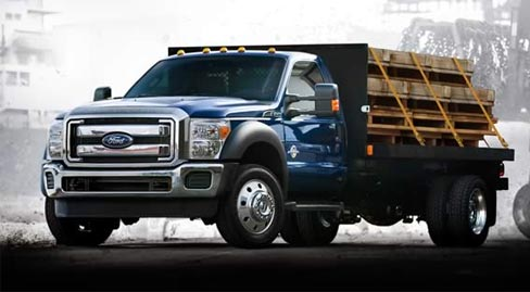 2013 Ford Super Duty Cab Fontana