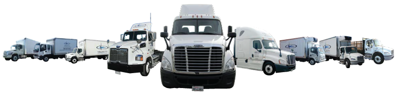 rental and leasing trucks
